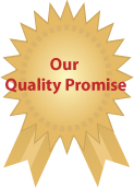 Our Quality Promise